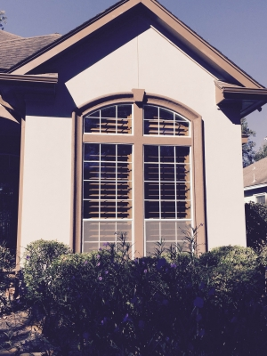 Replacing Windows in The Woodlands