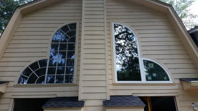 Before Completed Window Replacement